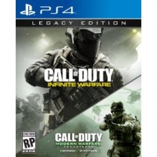 Call of Duty: Infinite Warfare Legacy Edition - Ps4 Game