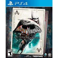 Batman: Return to Arkham - Ps4 Game