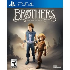 Brothers: A Tale of Two Sons - Ps4 Game
