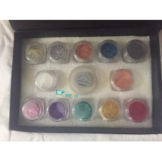 Colour Flow Eye Glitters And Eye Shimmers In One Pack Now