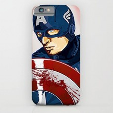 Captain America Printed Mobile Cover
