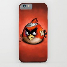 Angry Bird Printed Mobile Cover