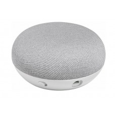 Google Home Mini Smart Bluetooth Speaker Chalk