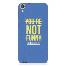 You are not Funny Printed Mobile Cover