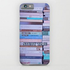 Study Time Printed Mobile Cover