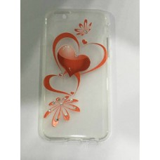 iPhone 6 Heart Back Cover