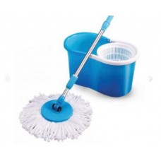 Easy 360 Spin Mop with 1 Extra Cleaner