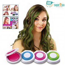 Hot Huez Pack Of 4 Temporary Hair Chalks