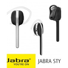 Jabra HD Bluetooth Headset - Black