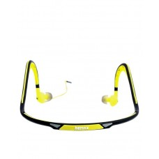 Remax In-Ear Sports Earphones - S15 - Yellow
