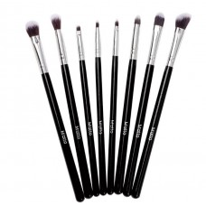 Matto Eye Makeup Brushes 8 Pcs Professional Makeup Brushes Set