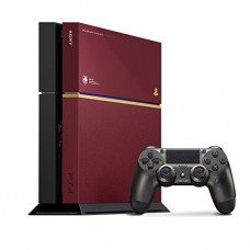 PS4 Console 500GB Limited Edition with Metal Gear Solid V: The Phantom Pain (PAL-UK - Region 2)