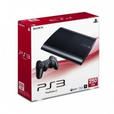 Ps3 SuperSlim 250GB - Charcoal Black