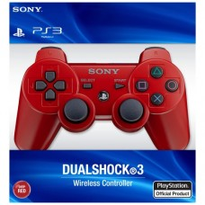 PlayStation 3 Dualshock 3 Wireless Controller - Deep Red