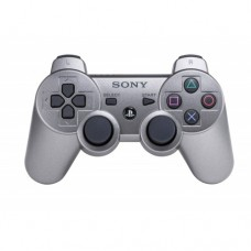 PlayStation 3 Dualshock 3 Wireless Controller - Satin Silver