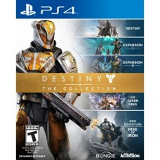 Destiny The Collection - Ps4 Game