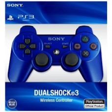 PlayStation 3 Dualshock 3 Wireless Controller - Metallic Blue