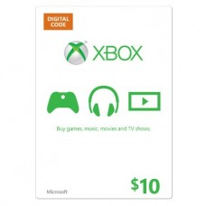 Xbox $10 Gift Card (US)
