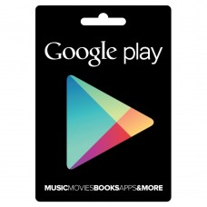 Google Play (UK) Gift Card GBP25