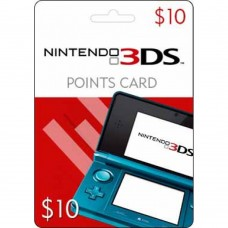 Nintendo 3DS $10 Prepaid Game Card (Online Delivery)