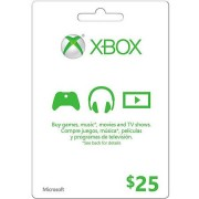 Xbox $25 Gift Card (US)