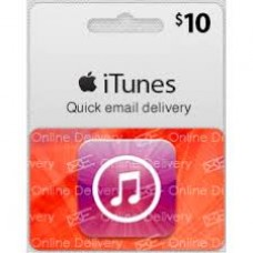 iTunes $10 Gift Card (US Region)
