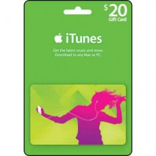 iTunes $20 Gift Card (Australia Region)