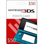Nintendo 3DS $50 Prepaid Game Card (Online Delivery)