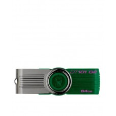 Kingston Kingston 101G2 - USB - 64 GB - Green (Brand Warranty)