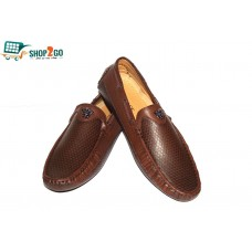 Brown Loafers for Men - Code: B-18