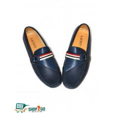 Blue Leathers Loafers for Men - Code: B-3942