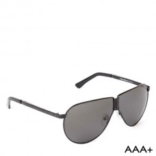 Porsche Design Polarized Folding Sunglasses - PD- 3815 - Black / Mercury Grey
