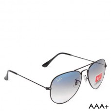 Aviator Large Metal - RB-4613 - Black / Grey