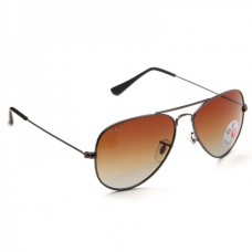 Ray Ban Aviator Large Metal Polarized RB5317-GM-BR