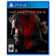 Metal Gear Solid V: The Phantom Pain - Ps4 Game