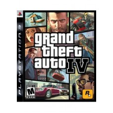 Gta 4 - Ps3 Game