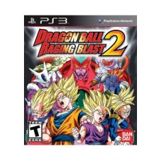 Dragon Ball Z Raging Blast 2 - Ps3 Game