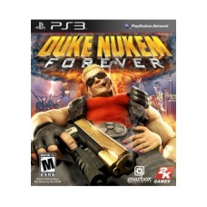 Duke Nukem Forever - Ps3 Game