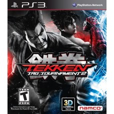 Tekken Tag Tournament 2 - Ps3 Game