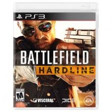 Battlefield Hardline - Ps3 Game