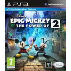 Epic Mickey 2 : The Power of Two - Ps3 Game