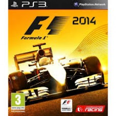 F1 2014 - Ps3 Game