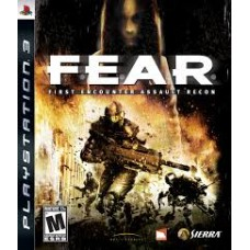 Fear - Ps3 Game