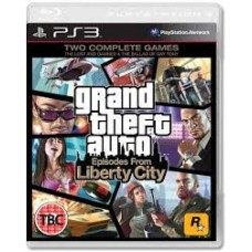 Grand Theft Auto: Episodes from Liberty City - Ps3 Game