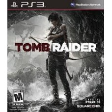 Tomb Raider - Ps3 Game