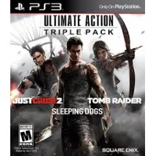 Ultimate Stealth Triple Pack - Ps3 Game