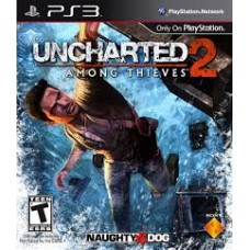 Uncharted 2 : Among Thieves - Ps3 Game