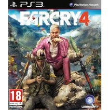 FarCry 4 - Ps3 Game
