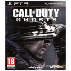 Call of Duty : Ghost - Ps3 Game