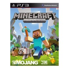 Minecraft - Ps3 Game